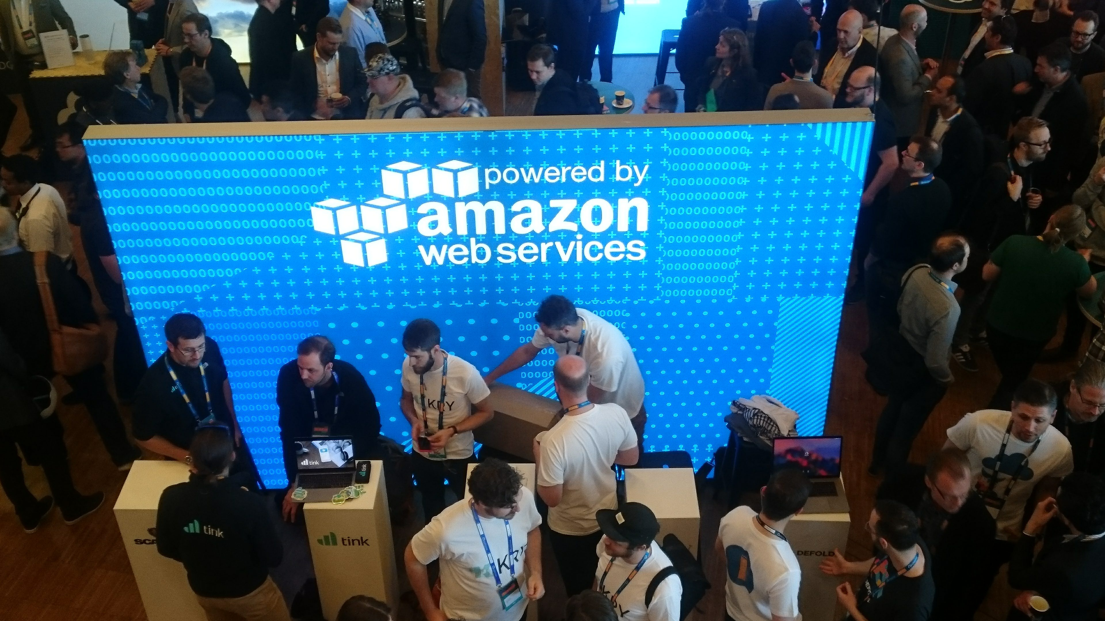 Amazon Web Services – Summit Stockholm