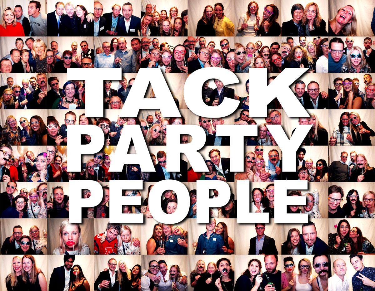 Tack alla gäster! Vilket party!!!