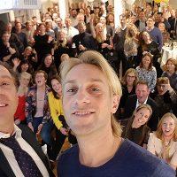 Bästa höstfesten med Anders Hansen blev magiskt bra!