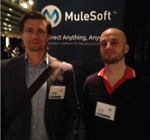 Accelerate på MuleSoft Forum